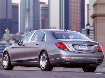2016 Mercedes-Benz Mercedes-Maybach S 600 | Pricing, Ratings ...
