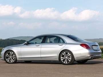 2016 Mercedes Benz S Cl Exterior