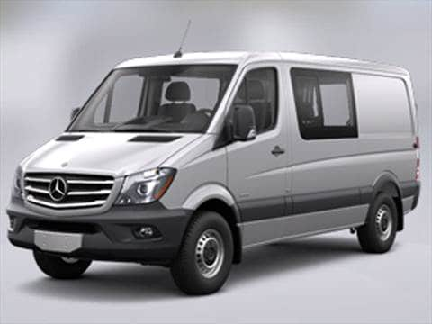 2016 mercedes benz sprinter 2500 crew