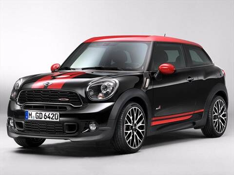 2016 mini paceman john cooper works all4 pictures videos kelley blue book. Black Bedroom Furniture Sets. Home Design Ideas