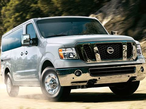 2016 Nissan Nv3500 Hd Passenger Pricing Ratings Reviews