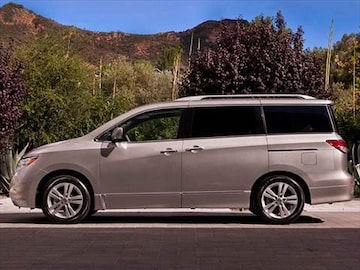 2016 nissan quest   pricing, ratings & reviews   kelley blue book