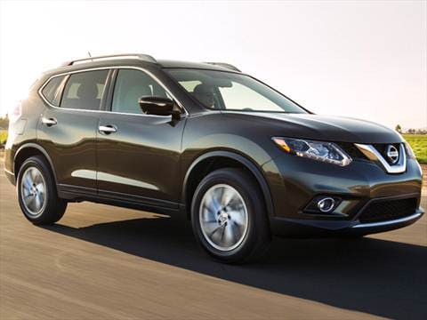 Attractive 2016 Nissan Rogue. 28 MPG Combined