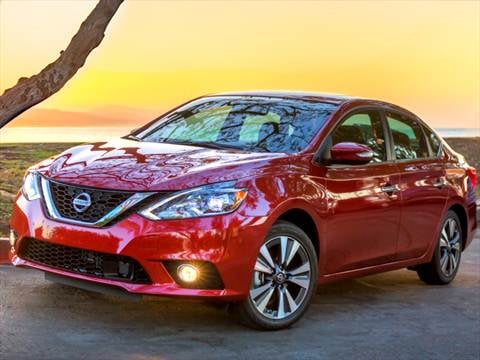 2016 Nissan Sentra Pricing Ratings Amp Reviews Kelley Blue Book