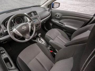 2016 Nissan Versa Interior