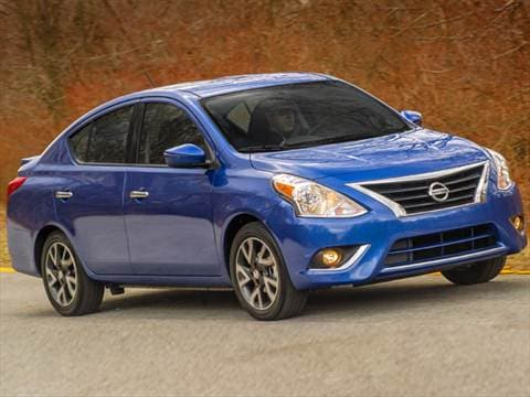 2016 Nissan Versa Pricing Ratings Reviews Kelley Blue Book