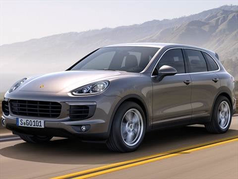 2016 Porsche Cayman S Review >> 2016 Porsche Cayenne | Pricing, Ratings & Reviews | Kelley Blue Book