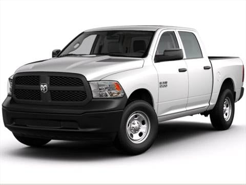 2016 Ram 1500 Crew Cab | Pricing, Ratings & Reviews | Kelley Blue Book