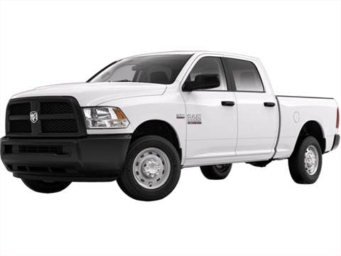 2016 ram 2500 crew cab pricing ratings reviews kelley blue book. Black Bedroom Furniture Sets. Home Design Ideas