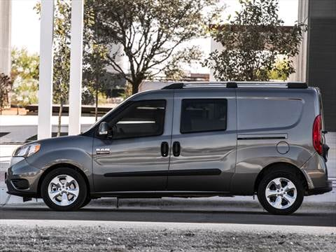 2016 ram promaster city wagon van 4d pictures and videos. Black Bedroom Furniture Sets. Home Design Ideas
