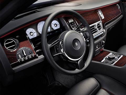 2016 rolls royce ghost Interior
