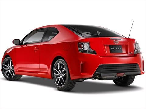 2016 scion tc Exterior