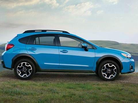 2016 Subaru Crosstrek Pricing Ratings Amp Reviews Kelley Blue Book