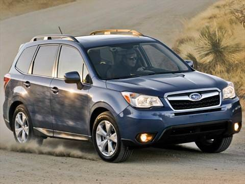 2016 subaru forester gas mileage
