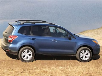 2016 subaru forester pricing ratings reviews kelley blue book. Black Bedroom Furniture Sets. Home Design Ideas