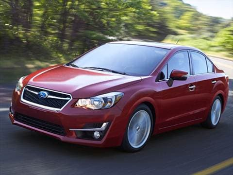 2016 Subaru Impreza Pricing Ratings Amp Reviews Kelley