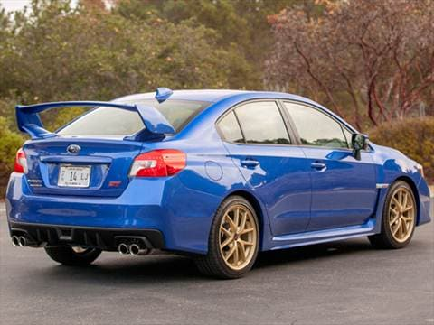 2016 subaru wrx sti limited sedan 4d pictures and videos kelley blue book. Black Bedroom Furniture Sets. Home Design Ideas