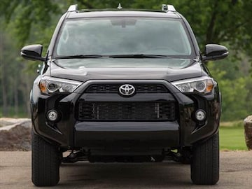 2016 toyota 4runner pricing ratings reviews kelley blue book. Black Bedroom Furniture Sets. Home Design Ideas