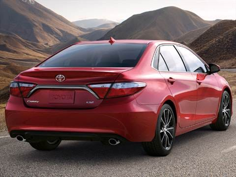 2016 toyota camry se special edition pictures videos kelley blue book. Black Bedroom Furniture Sets. Home Design Ideas
