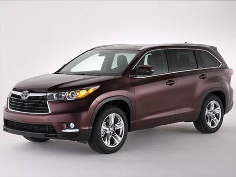 2016 toyota highlander pricing ratings reviews kelley blue book. Black Bedroom Furniture Sets. Home Design Ideas