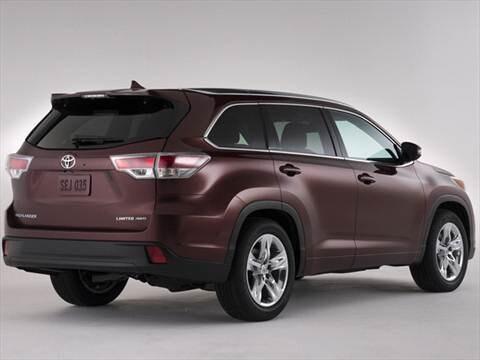 2016 Toyota Highlander Pricing Ratings Reviews Kelley Blue Book