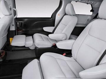 2016 Toyota Sienna Exterior Interior
