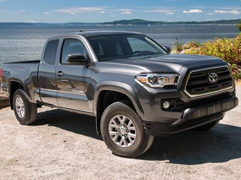 2016 toyota tacoma access cab | pricing, ratings & reviews
