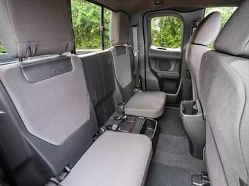 Toyota 4Runner Seating >> 2016 Toyota Tacoma Access Cab   Pricing, Ratings & Reviews   Kelley Blue Book