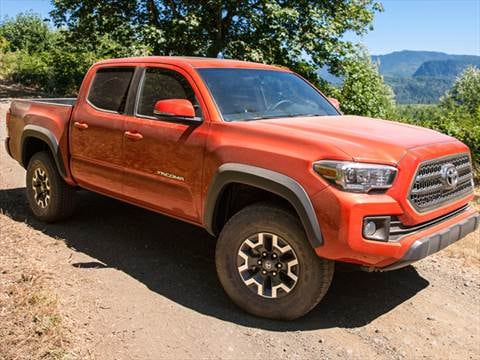 2016 toyota tacoma double cab trd off road pickup 4d 5 ft pictures and videos kelley blue book. Black Bedroom Furniture Sets. Home Design Ideas