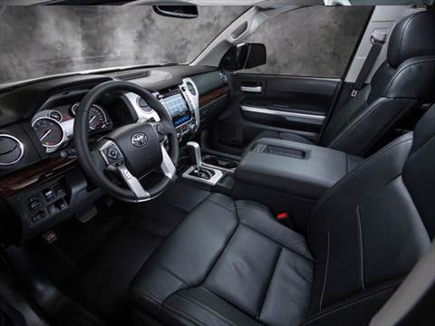 2016 toyota tundra regular cab Interior