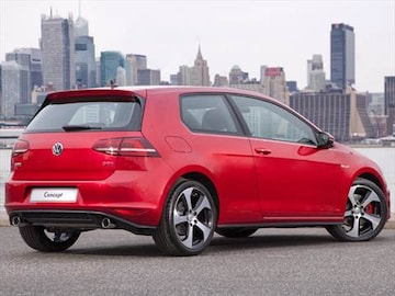 2016 volkswagen golf gti pricing ratings reviews. Black Bedroom Furniture Sets. Home Design Ideas