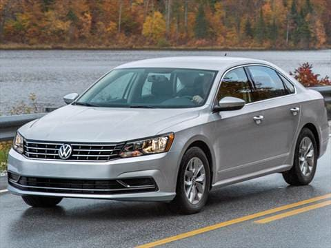 2016 volkswagen passat pricing ratings reviews kelley blue book. Black Bedroom Furniture Sets. Home Design Ideas