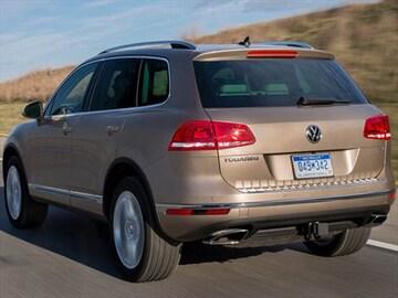 2016 Volkswagen Touareg Exterior
