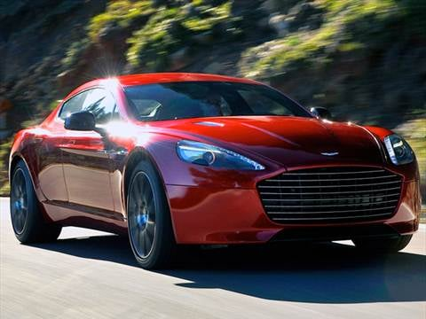 Aston Martin Rapide S Pricing Ratings Reviews Kelley Blue Book