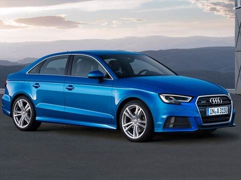2017 Audi A3 29 Mpg Combined