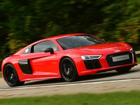 2017 Audi R8 Pricing Ratings Reviews Kelley Blue Book