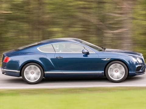 2017 bentley continental Exterior