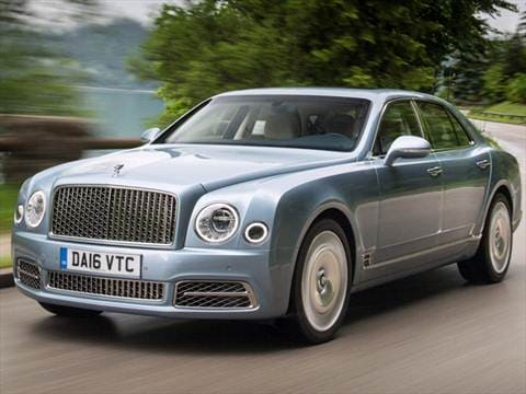 2018 Bently Continental Gt >> Bentley Mulsanne | Pricing, Ratings, Reviews | Kelley Blue Book