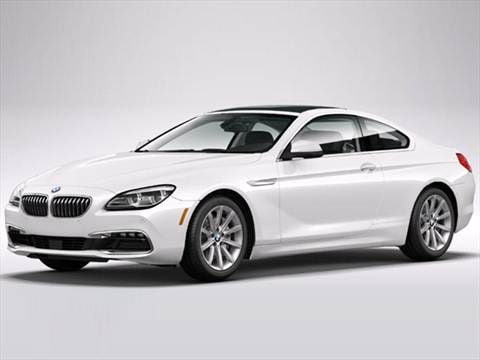 2017 Bmw 6 Series 22 Mpg Combined