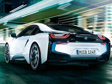 2017 Bmw I8 Pricing Ratings Reviews Kelley Blue Book