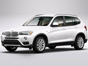 2017 Bmw X3 Pricing Ratings Reviews Kelley Blue Book