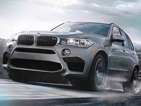 2017 Bmw X5 M 16 Mpg Combined