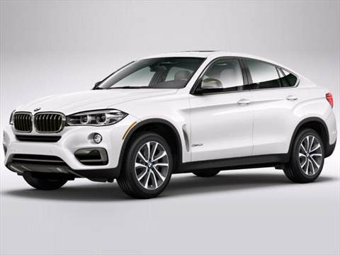 2017 Bmw X6 Pricing Ratings Reviews Kelley Blue Book