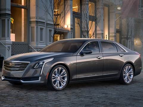 Is Cadillac A Foreign Car >> 2017 Cadillac Ct6 Pricing Ratings Reviews Kelley Blue Book