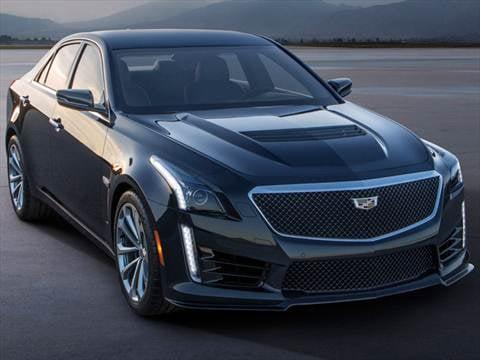 2017 Cadillac Cts V Pricing Ratings Reviews Kelley Blue Book