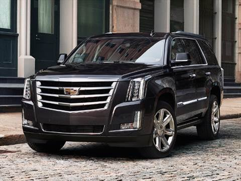 2017 Cadillac Escalade Pricing Ratings Reviews Kelley Blue Book