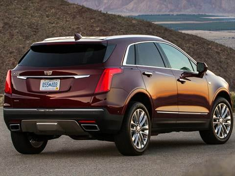2017 Cadillac Xt5 Pricing Ratings Reviews Kelley Blue Book