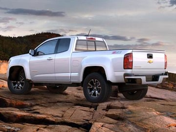 2017 chevrolet colorado extended cab pricing ratings. Black Bedroom Furniture Sets. Home Design Ideas