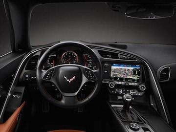 2017 Chevrolet Corvette Interior