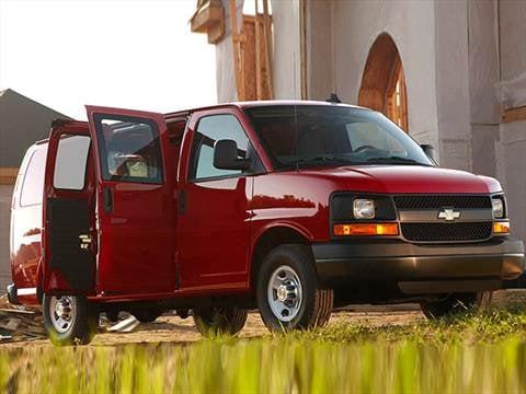 3f1fbeabd6 2017 Chevrolet Express 2500 Cargo